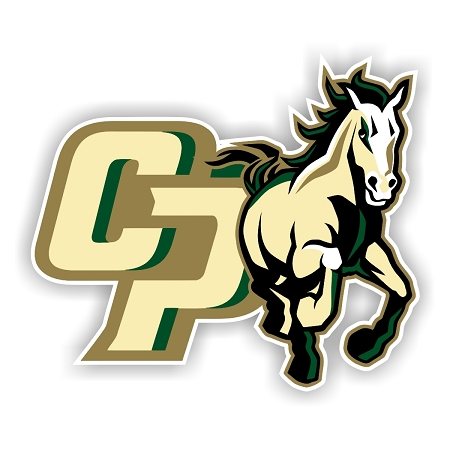 Cal Poly Mustangs A Die Cut Decal 4 Sizes