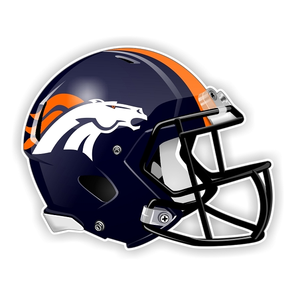 Denver Broncos New Helmet