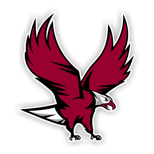 Nccu North Carolina Central University Eagles B Die Cut