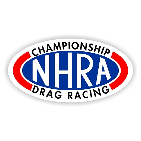 Nhra National Hot Rod Association Vinyl Die Cut Decal