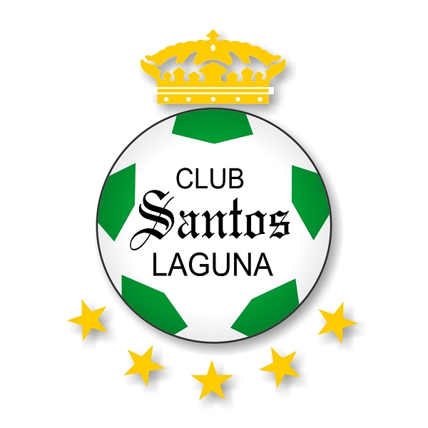 Santos Laguna Soccer Mexico Vinyl Die-Cut Decal / Sticker ...