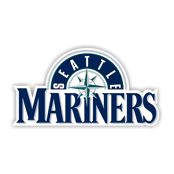 Seattle Mariners C Vinyl Die Cut Decal Sticker 4