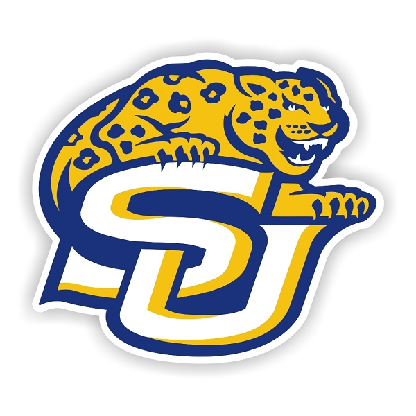 Stock Quote Southern Company: Southern University Jaguars (A) Die-Cut Decal / Sticker