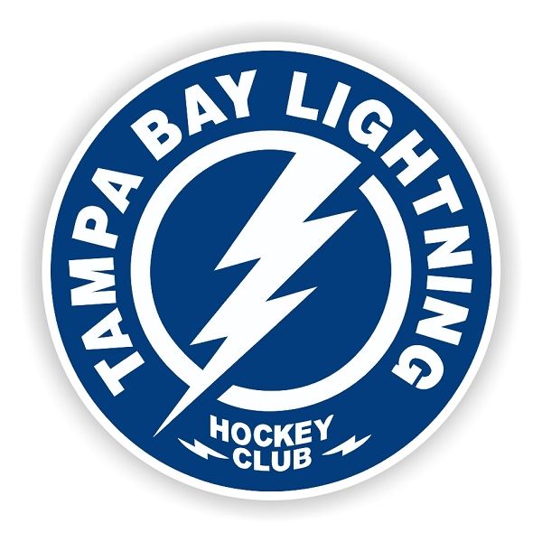 Tampa Bay Lightning A Vinyl Decal Sticker 4 Sizes
