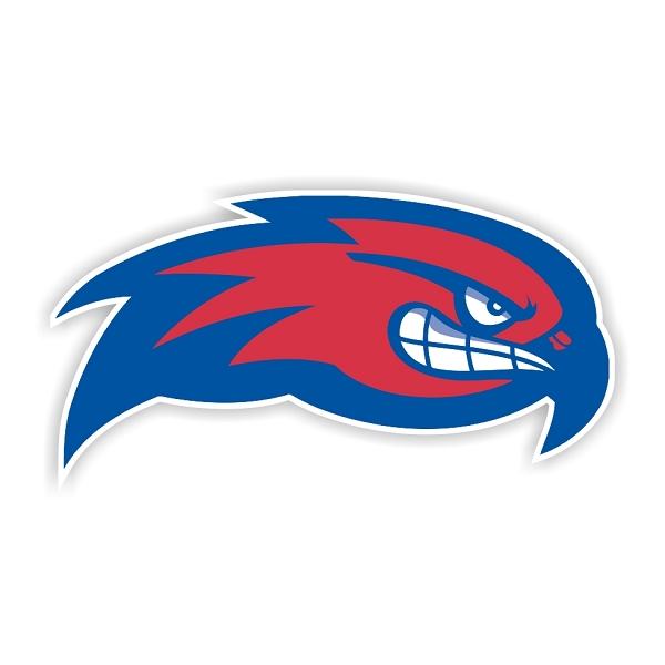 Umass Lowell River Hawks D Die Cut Decal 4 Sizes
