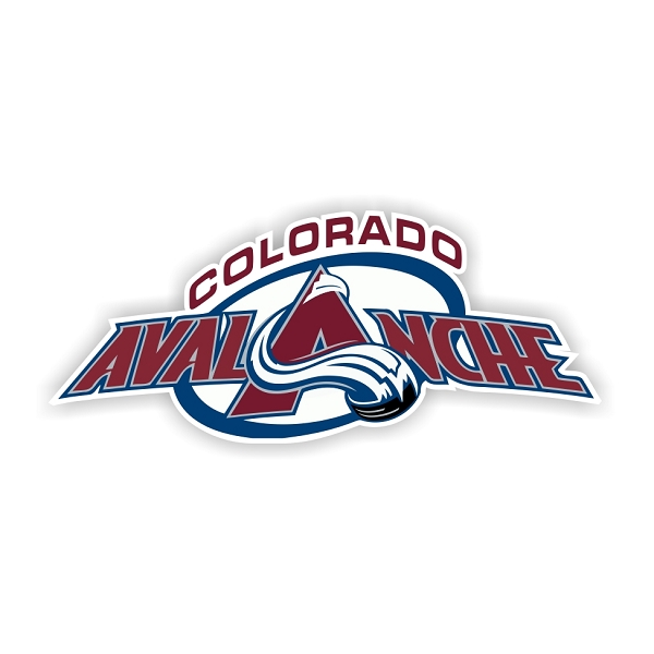 Chevy T Shirts >> Colorado Avalanche (C) Vinyl Decal / Sticker ** 4 Sizes