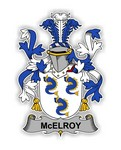 McElroy Family  Crest Vinyl Die-Cut Decal / Sticker ** 4 Sizes **