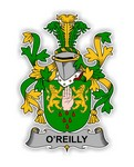Reilly Family  Crest Vinyl Die-Cut Decal / Sticker ** 4 Sizes **