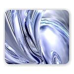 Abstract Art (A) Mouse Pad  9.25