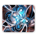 Abstract Art (D) Mouse Pad  9.25