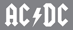 AC/DC (Rock And Roll Band)  Vinyl Die-Cut Decal ** 4 Sizes **