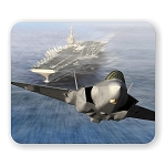 Air Carrier Lunching Mouse Pad  9.25