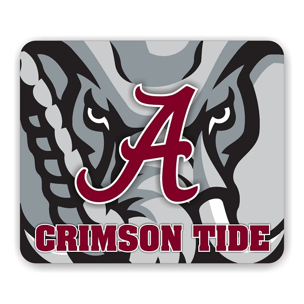 Home > Mouse Pads > Sports > Alabama Crimson Tide (B) Mouse Pad 9.25 ...: https://www.decalsextremeonline.com/Alabama-Crimson-Tide-B-Mouse...