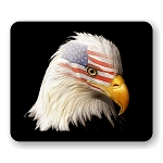 American Eagle (A) Mouse Pad  9.25
