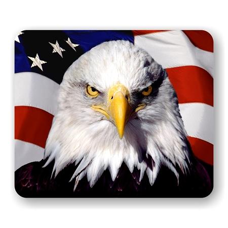 american eagle e mouse pad 925quot x 775quot