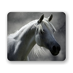 Arabian Profile Mouse Pad 9.25