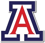 Arizona Wildcats Vinyl Die-Cut Decal ** 4 Sizes **