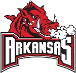 Arkansas Razorbacks Wording Vinyl Die-Cut Decal / Sticker ** 4 Sizes **