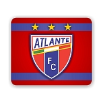 Atlante Mexico Soccer Mouse Pad 9.25