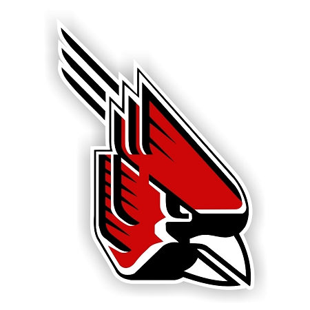 Allstate My Account >> Ball State Cardinals (A) Vinyl Die-Cut Decal ** 4 Sizes