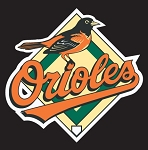 Baltimore Orioles Baseball Truck Car Window Auto Decal ** 4 Sizes **