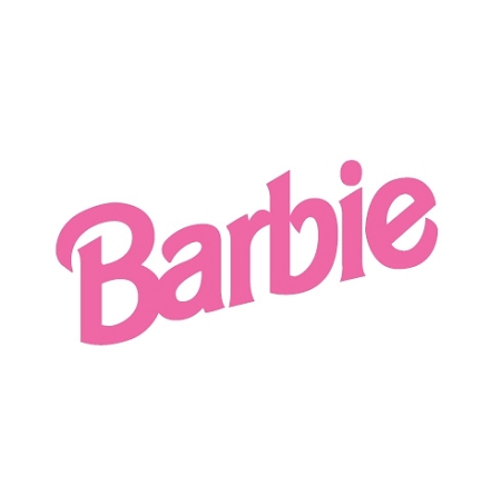 Barbie Logo Vinyl Die Cut Decal Sticker 4 Sizes