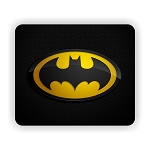 Batman (A) Mouse Pad  9.25