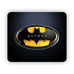 Batman (B) Mouse Pad  9.25