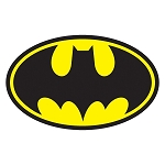 Batman Emblem Die-cut Vinyl Decal / Sticker ** 4 Sizes **
