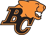 BC Lions Vinyl Decal / Sticker * 4 Sizes*