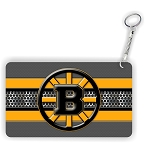 Boston Bruins Key Chain
