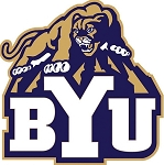 Brigham Young University Vinyl Die-Cut Decal / Sticker ** 4 Sizes **