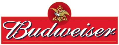 Budweiser Beer Vinyl Die Cut Decal 4 Sizes
