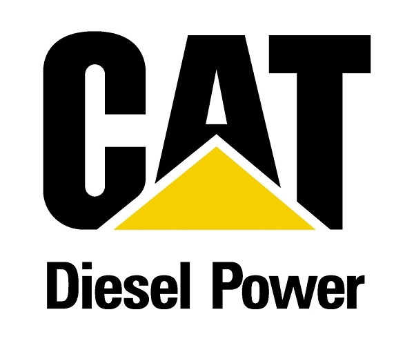 Caterpillar Diesel Power Vinyl Die Cut Decal Sticker
