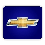 Chevy Logo (A)  Mouse Pad  9.25
