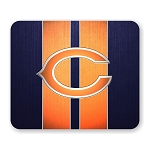 Chicago Bears Mouse Pad 9.25