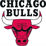 Chicago Bulls Vinyl Die-Cut Decal ** 4 Sizes **