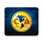 Club America Mexico Soccer Mouse Pad 9.25