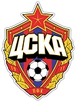 MSKA Moscow Soccer Die-Cut Decal / Sticker ** 4 Sizes **