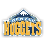 Denver Nuggets  Vinyl Decal / Sticker * 4 Sizes*