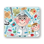 Doctor Mouse Pad 9.25