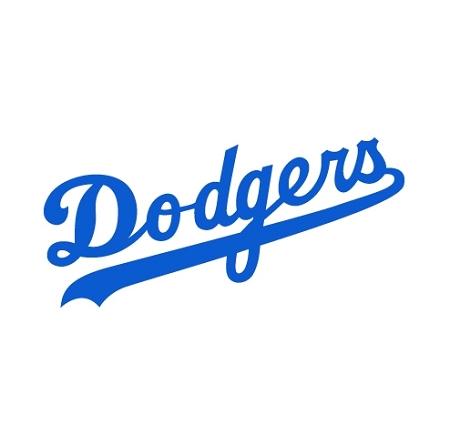 Dodgers Vinyl Die-Cut Decal ** 4 Sizes **-1310