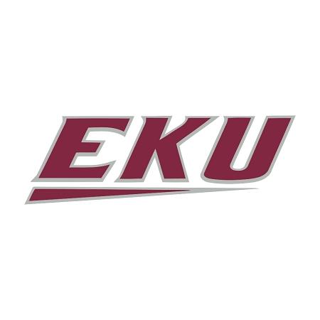 Eku Eastern Kentucky University Colonels D Die Cut Decal