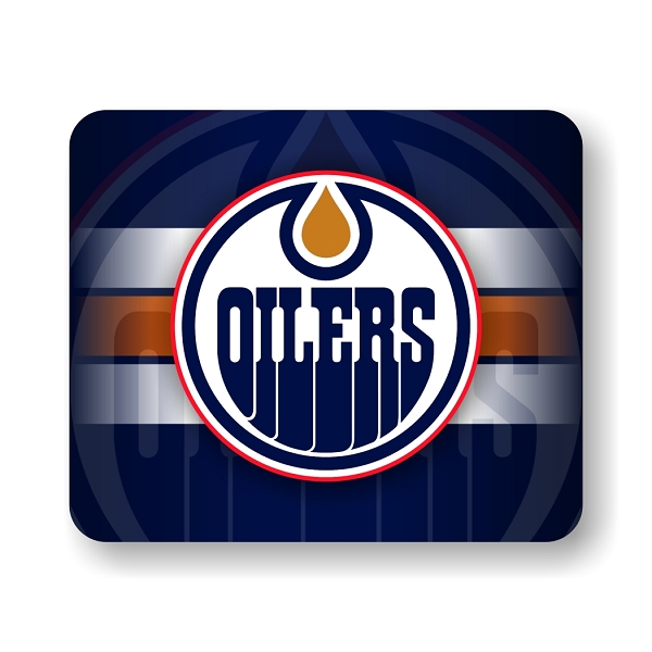 Edmonton oilers mouse pad x for Custom t shirts edmonton