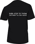 FACEBOOK - YOU LIKE THIS MEN'S BLACK T-SHIRT