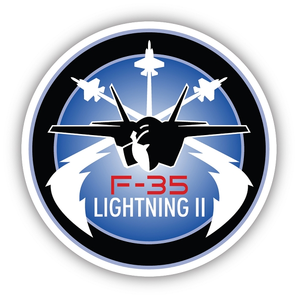 F 35 Lightning Ii Die Cut Decal Sticker 4 Sizes