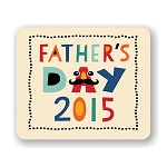 Father's Day 2015 Mouse Pad 9.25