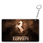 Ferrari (A) Key Chain