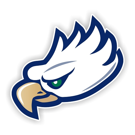 FGCU Florida Gulf Coast University Eagles (B) Die-Cut ...