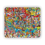 Find Waldo (B) Mouse Pad  9.25